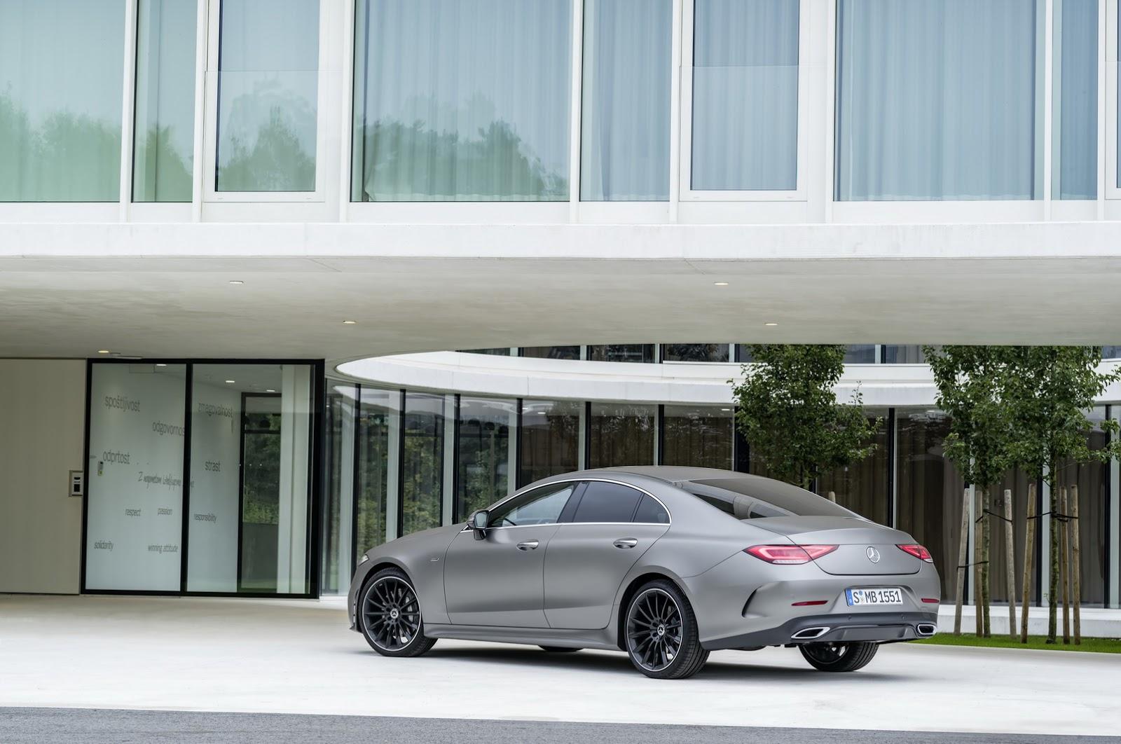 Mercedes CLS 2018 (22)