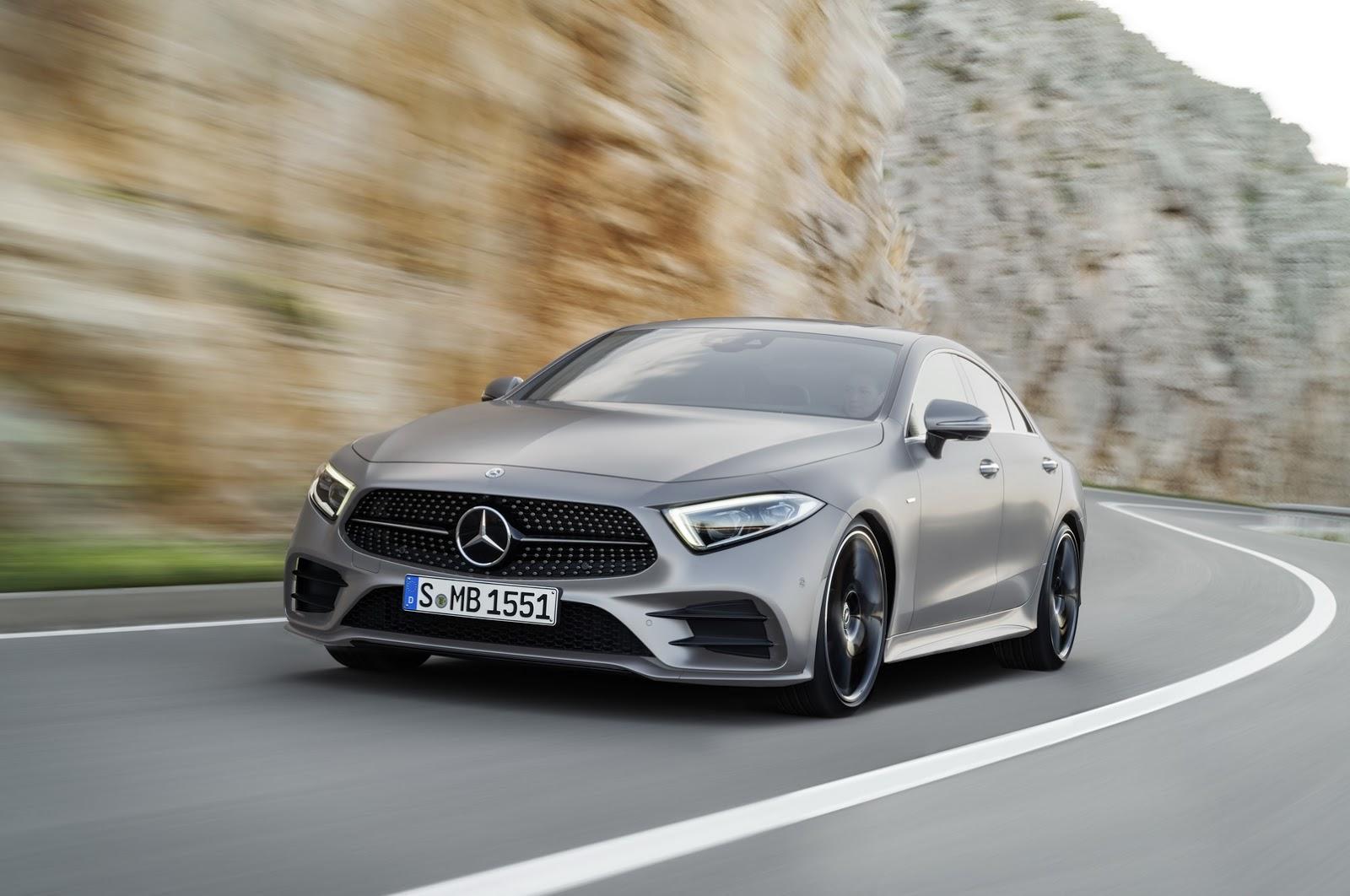 Mercedes CLS 2018 (24)