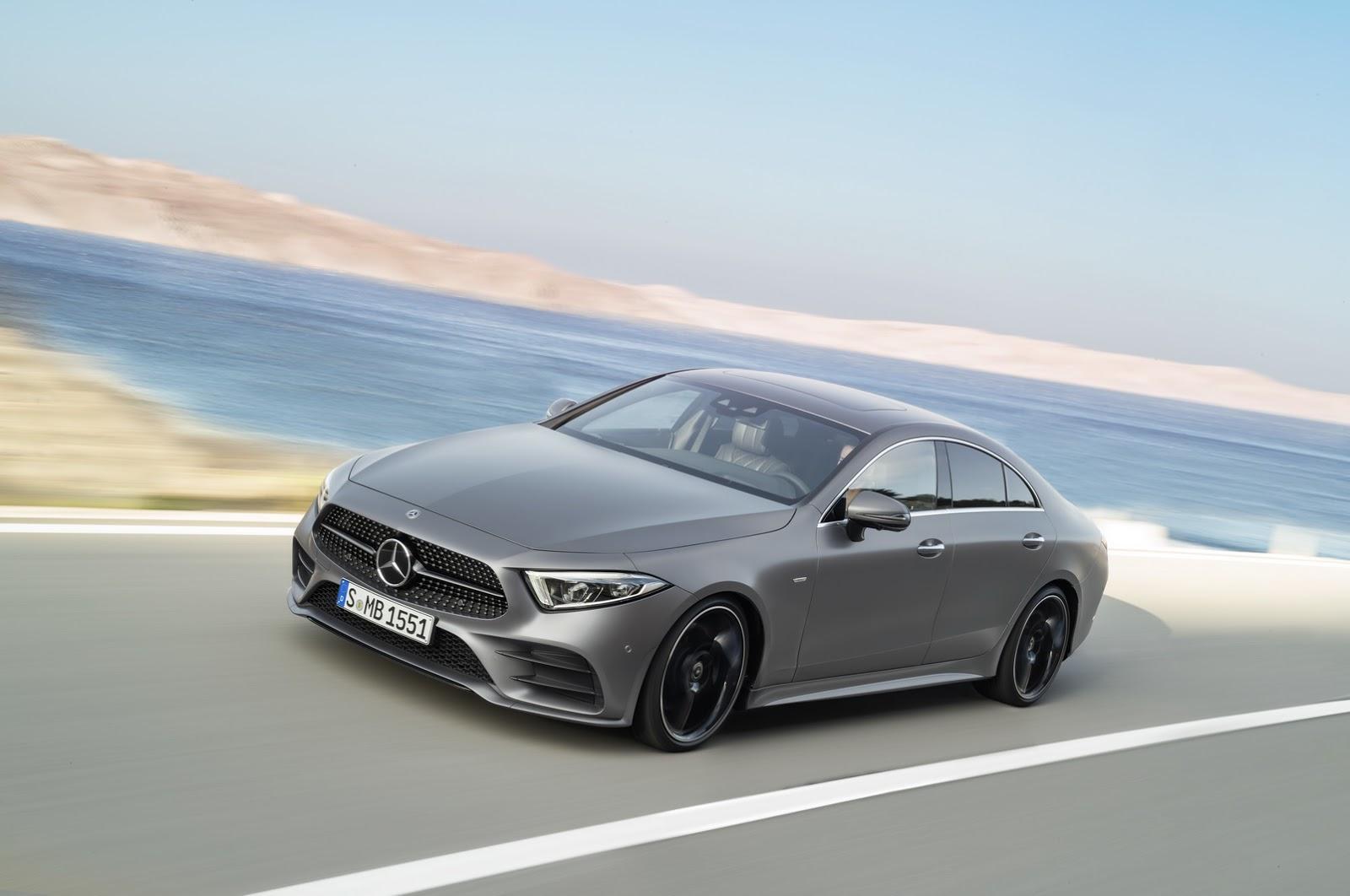 Mercedes CLS 2018 (25)