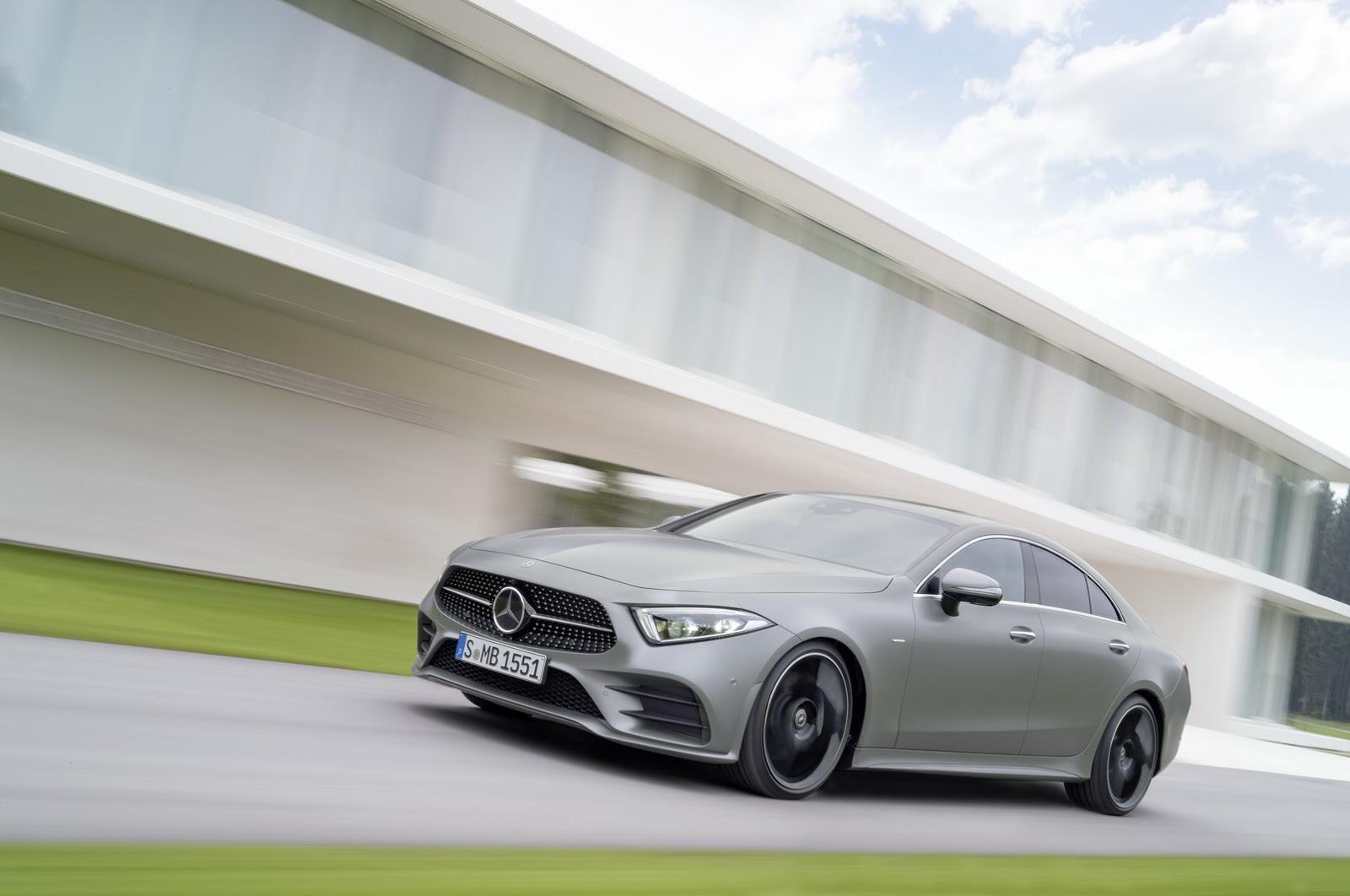 Mercedes CLS 2018 (27)