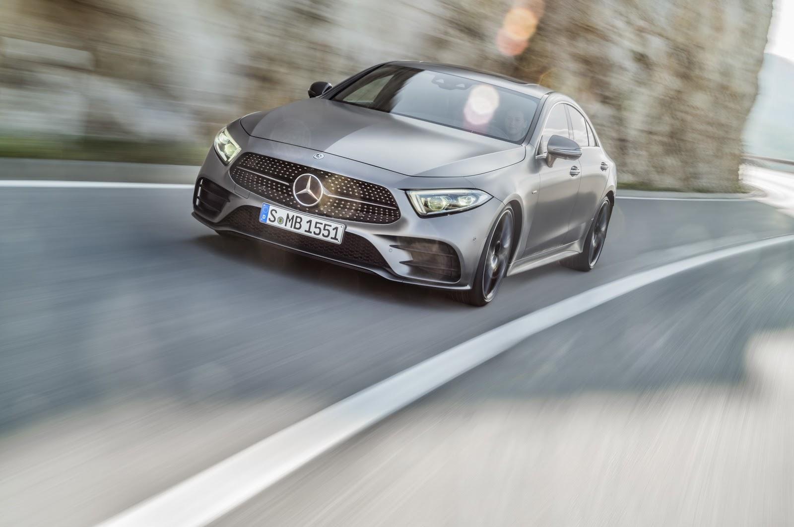 Mercedes CLS 2018 (28)