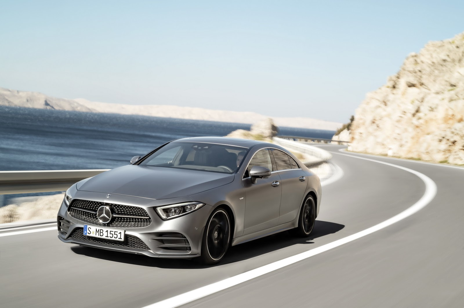 Mercedes CLS 2018 (3)