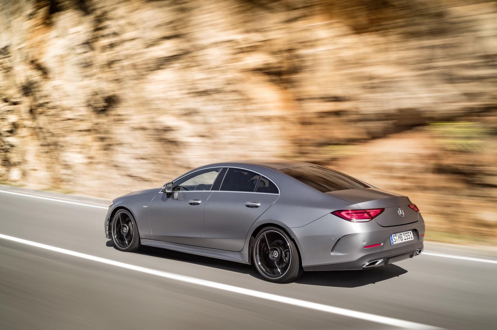 Mercedes CLS 2018 (4)