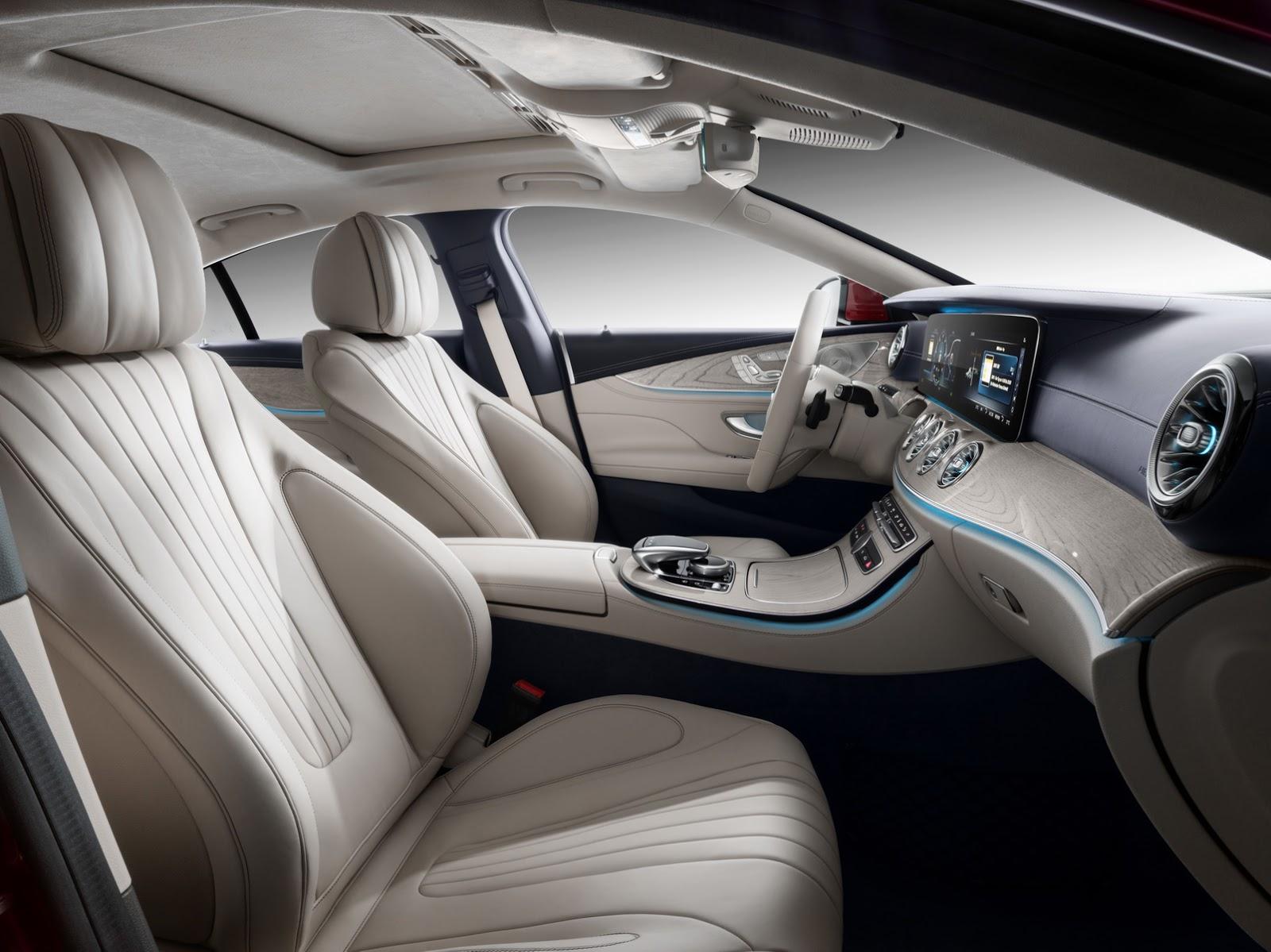 Mercedes CLS 2018 (45)