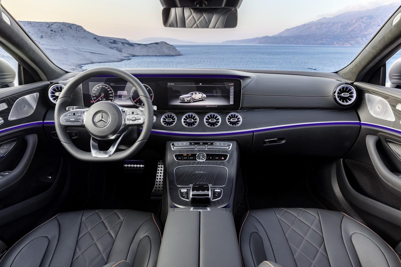 Mercedes CLS 2018 (52)