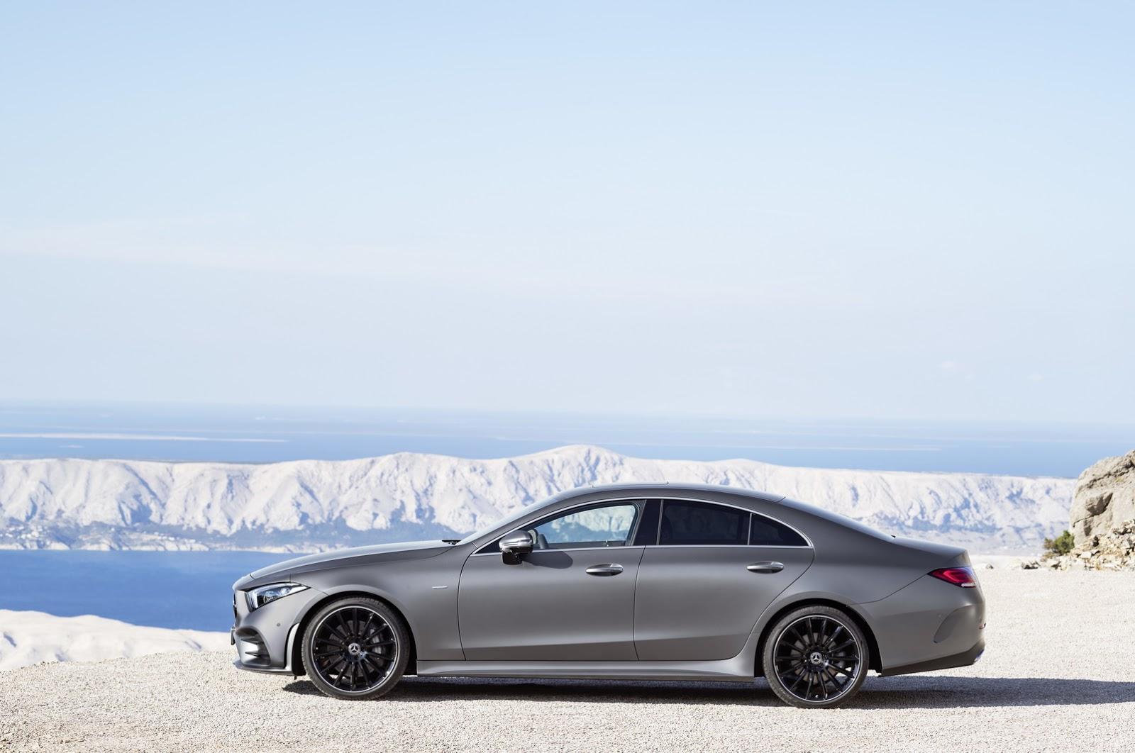 Mercedes CLS 2018 (6)