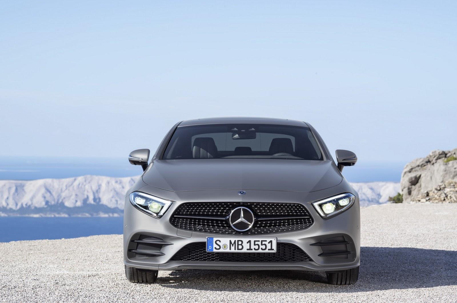 Mercedes CLS 2018 (7)