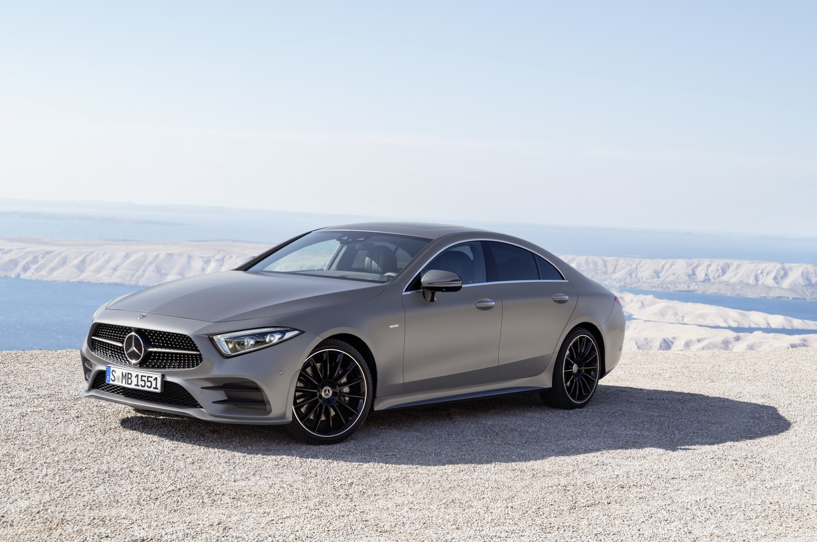 Mercedes CLS 2018 (8)