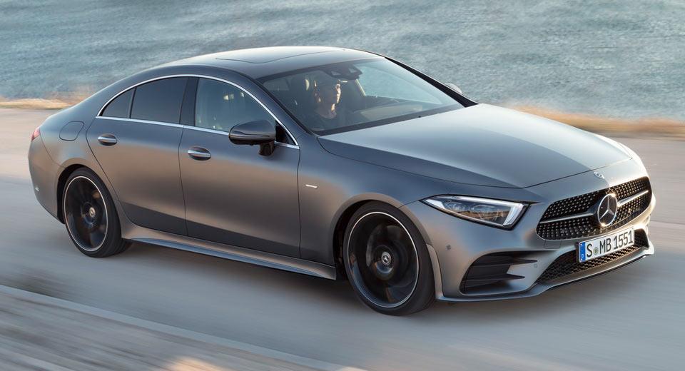 Mercedes CLS 2018 (9)