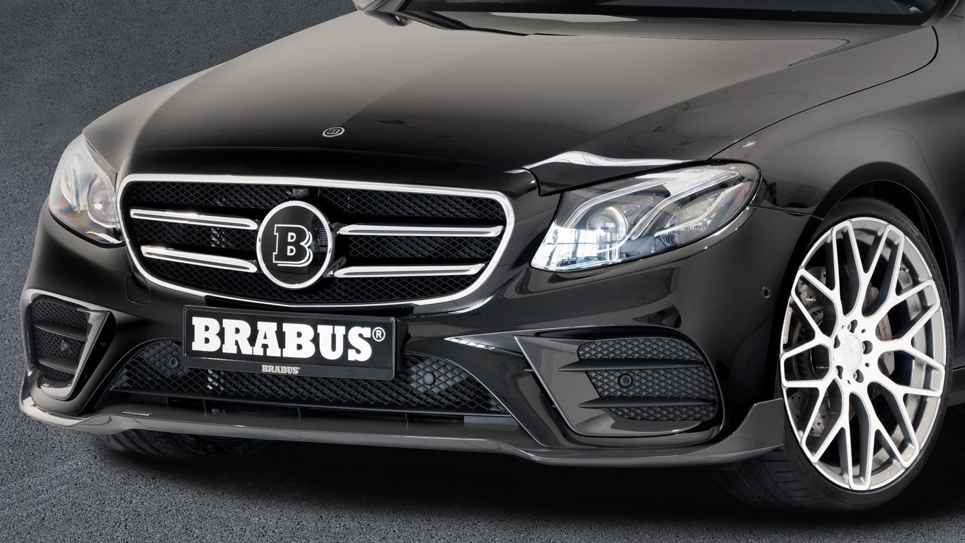Mercedes E-Class by Brabus (4)