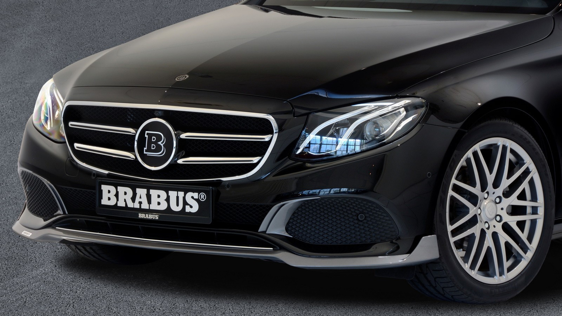 Mercedes E-Class by Brabus (5)