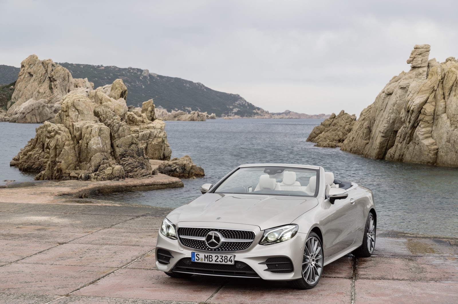 Mercedes E-Class Cabriolet 2018 (27)