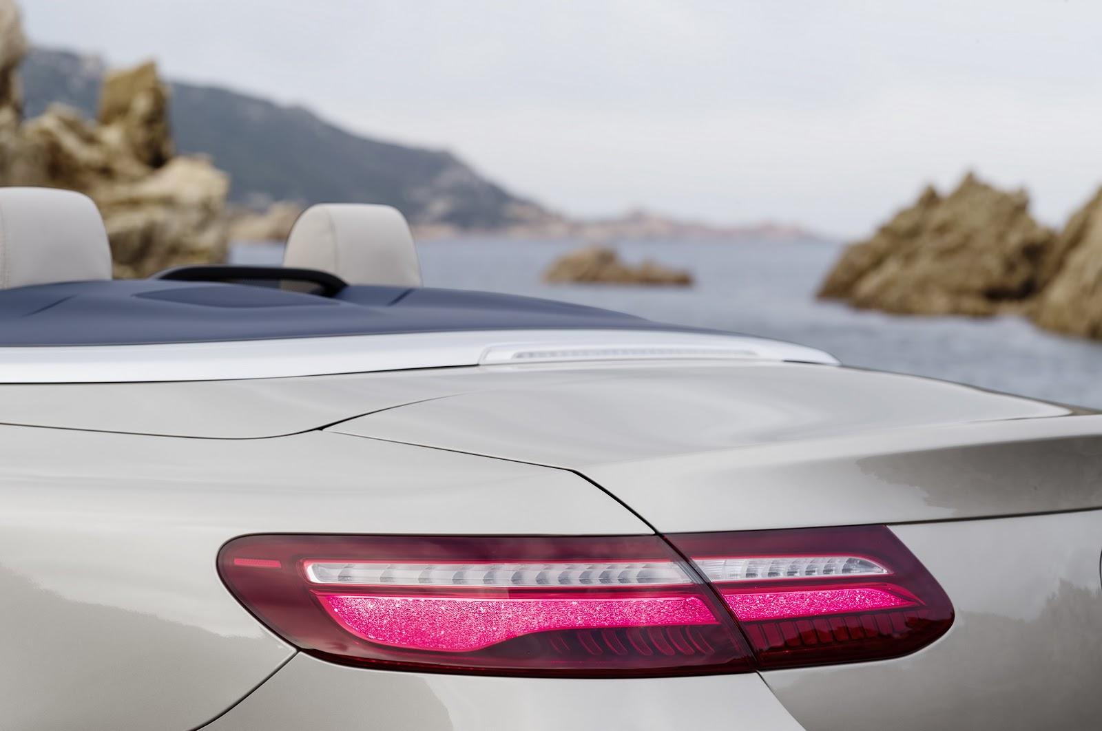 Mercedes E-Class Cabriolet 2018 (35)