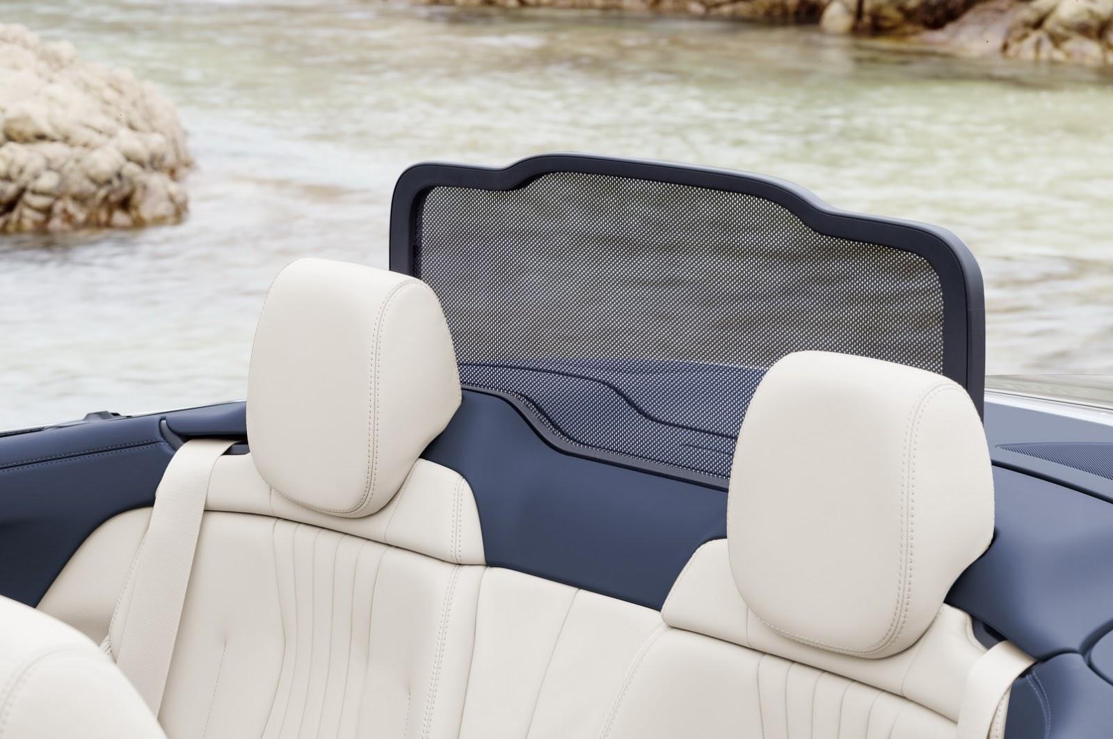 Mercedes E-Class Cabriolet 2018 (37)