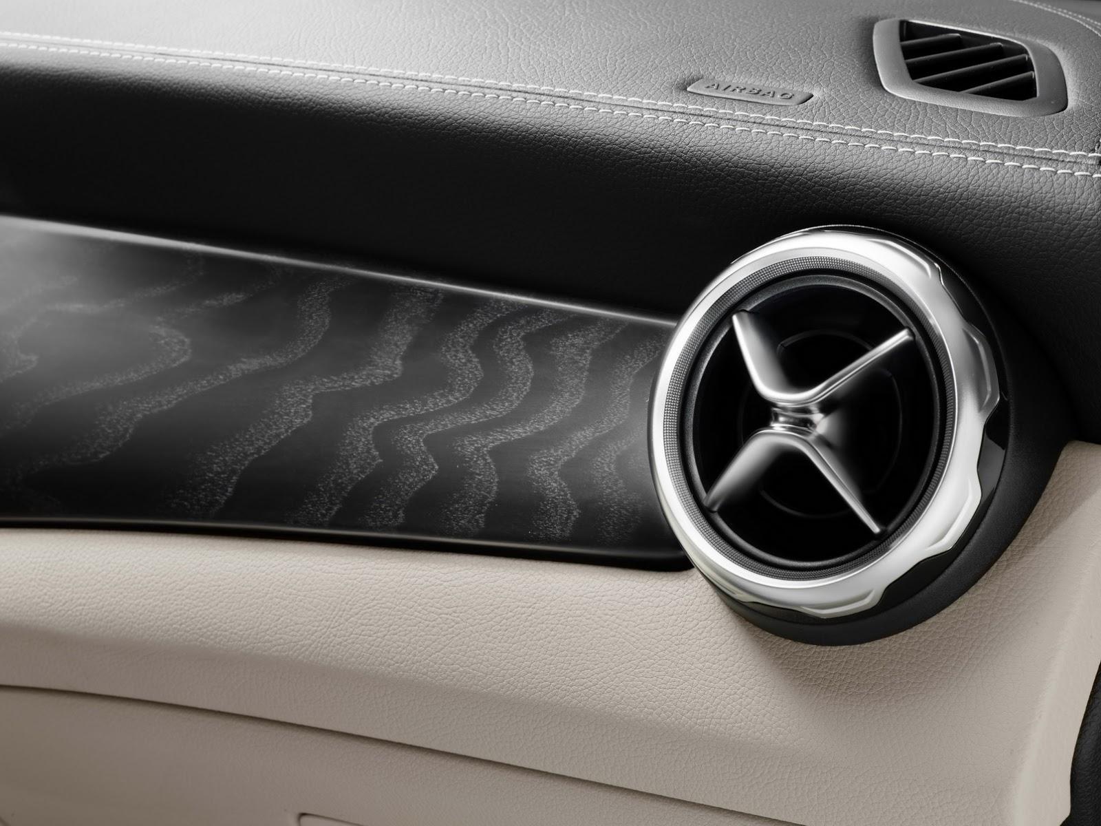 Mercedes GLA facelift and GLA 45 AMG facelift 2017 (61)