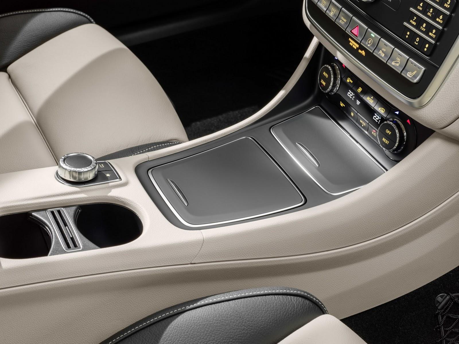 Mercedes GLA facelift and GLA 45 AMG facelift 2017 (63)
