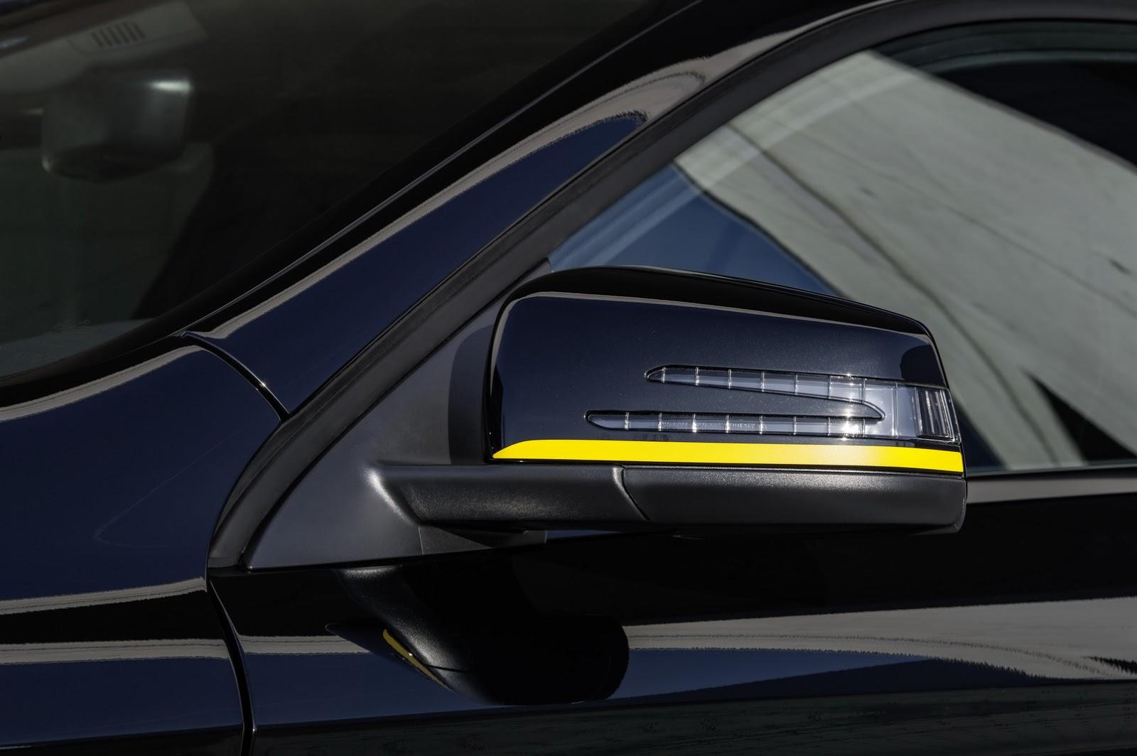 Mercedes GLA facelift and GLA 45 AMG facelift 2017 (73)