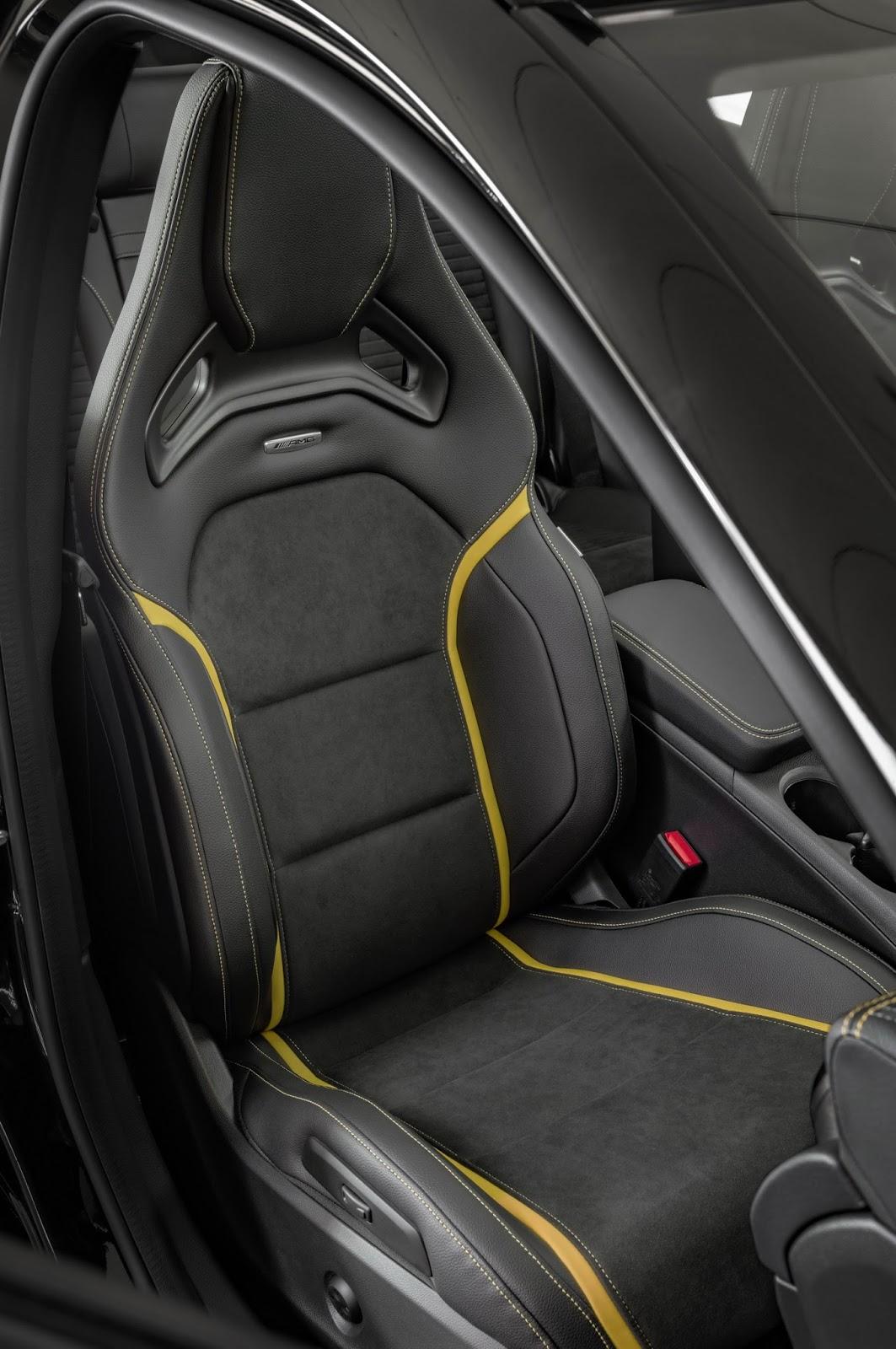 Mercedes GLA facelift and GLA 45 AMG facelift 2017 (79)