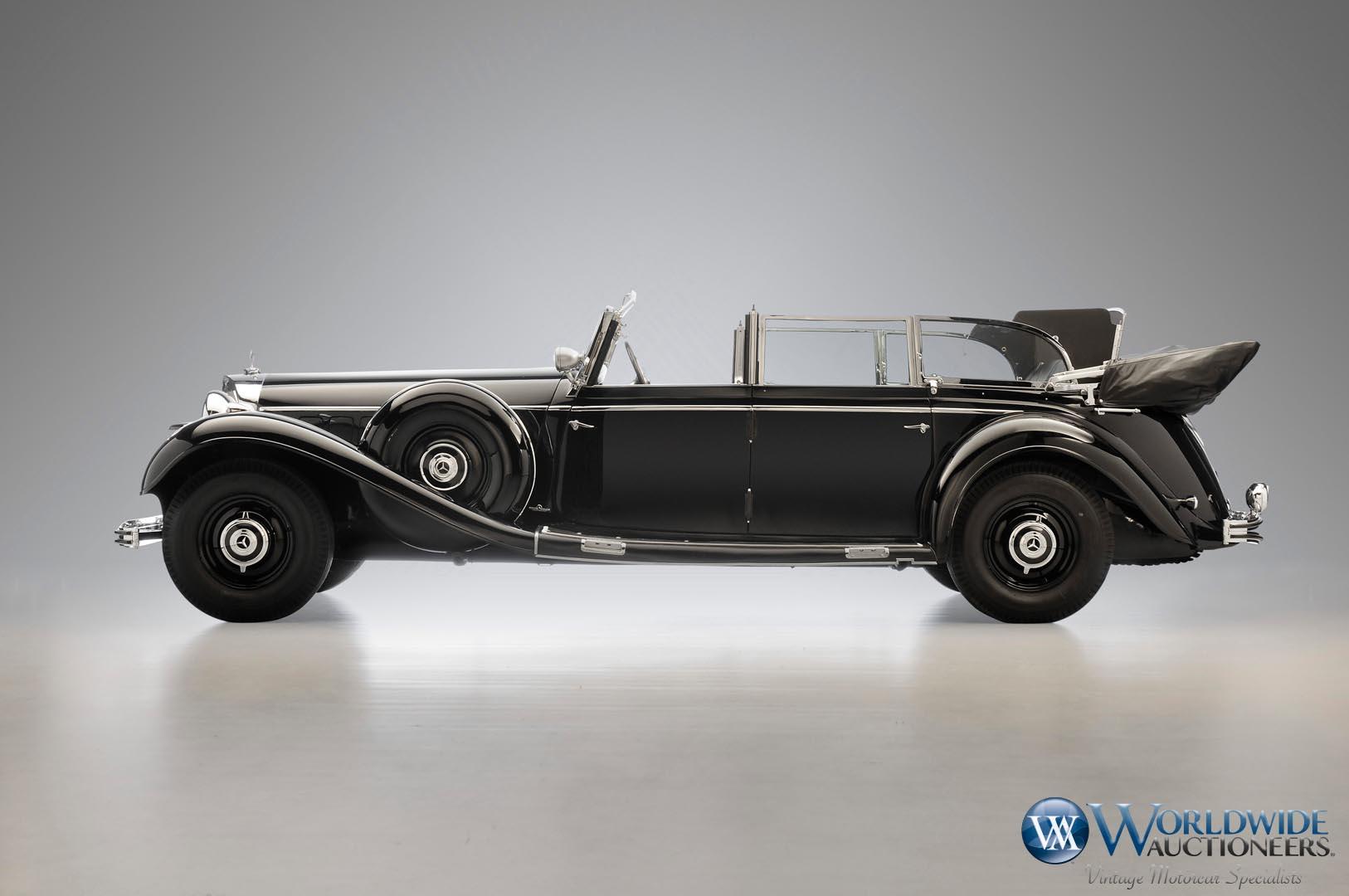 Mercedes-Benz 770K Grosser Open TourerAdolf Hitler (100)