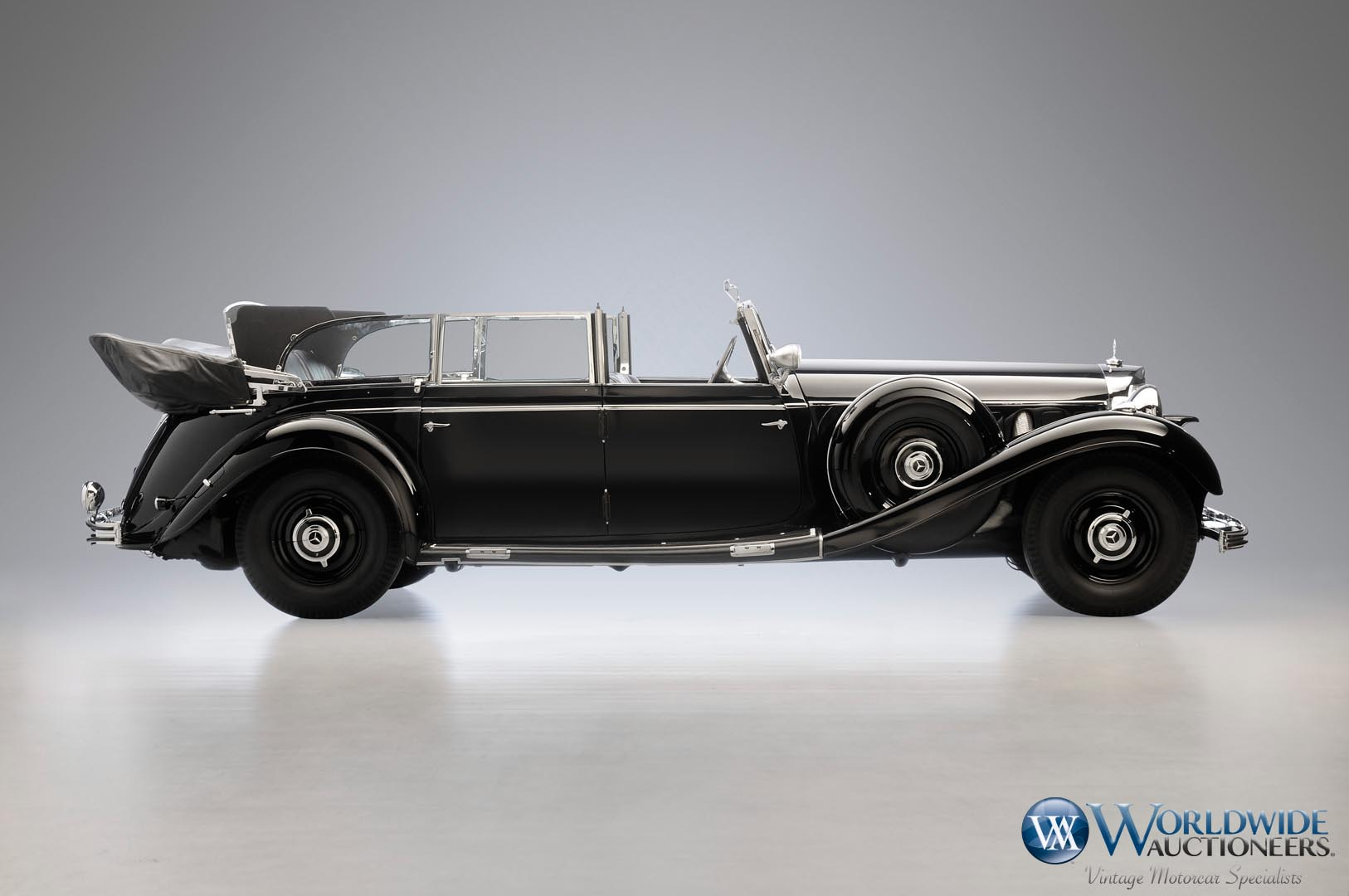 Mercedes-Benz 770K Grosser Open Tourer Adolf Hitler (101)