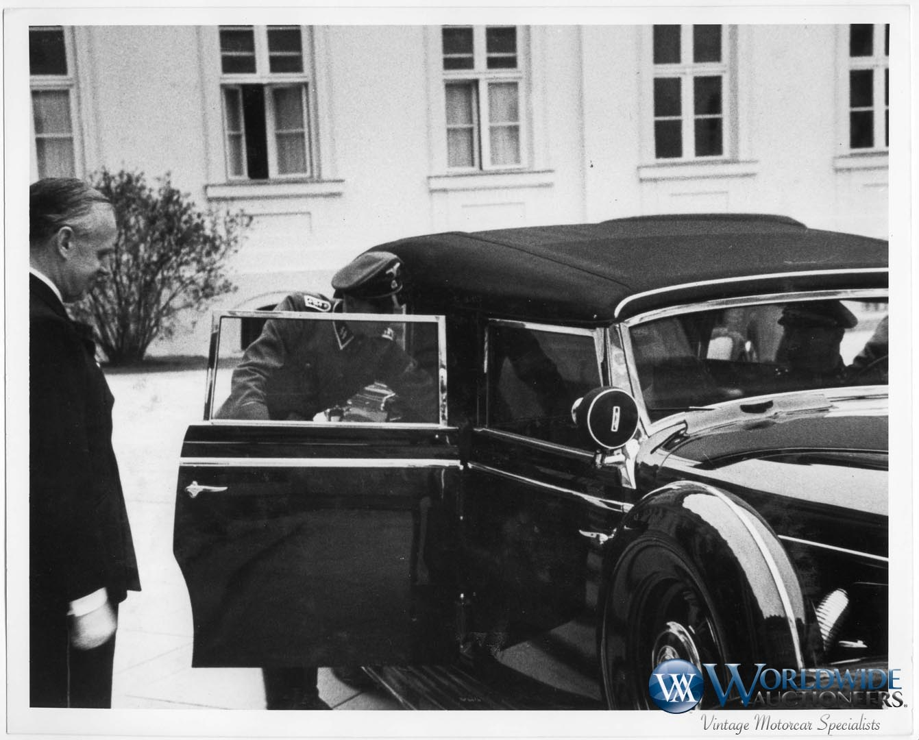 Mercedes-Benz 770K Grosser Open Tourer Adolf Hitler (102)
