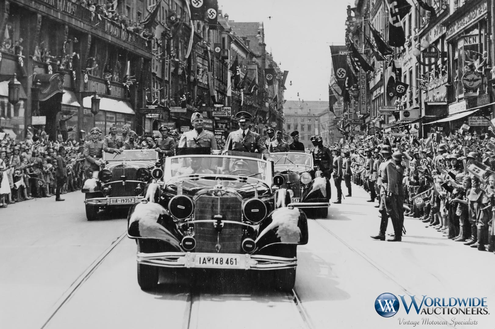 Mercedes-Benz 770K Grosser Open Tourer Adolf Hitler (113)