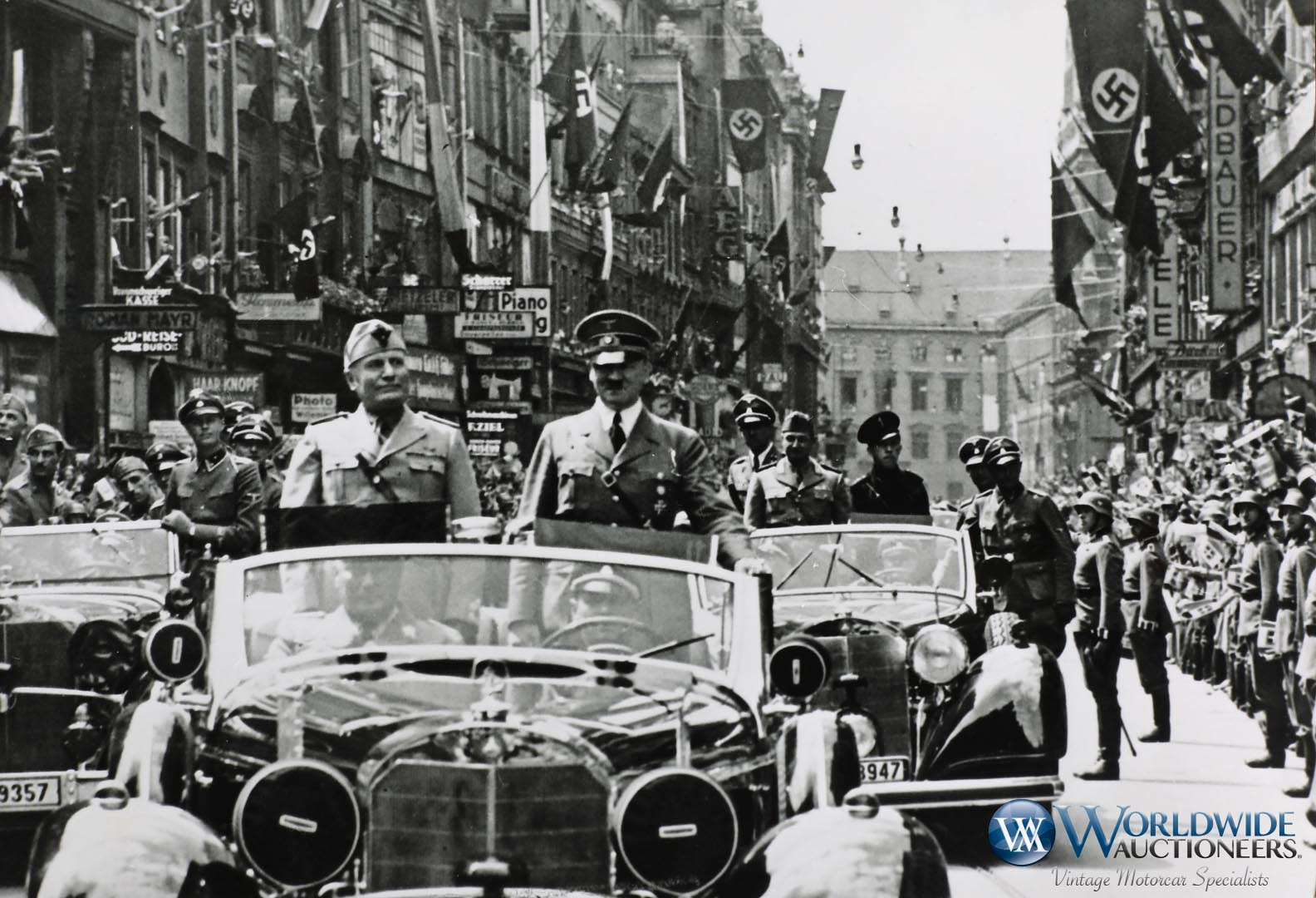 Mercedes-Benz 770K Grosser Open Tourer Adolf Hitler (114)