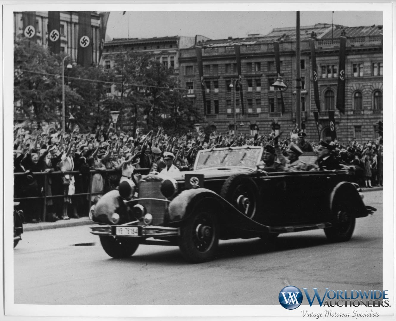 Mercedes-Benz 770K Grosser Open Tourer Adolf Hitler (122)