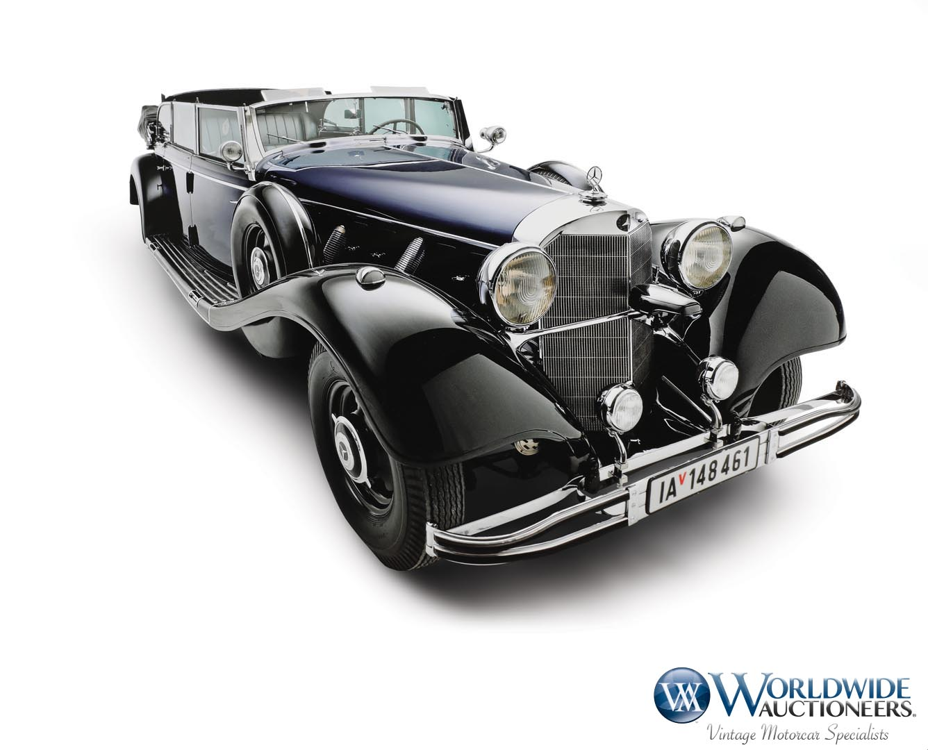 Mercedes-Benz 770K Grosser Open Tourer Adolf Hitler (3)