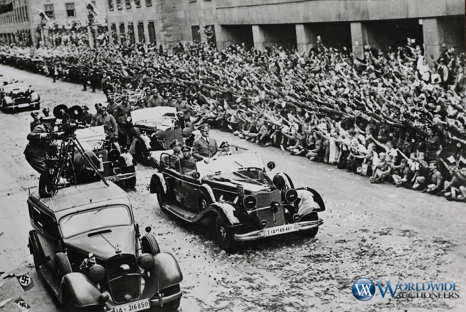 Mercedes-Benz 770K Grosser Open Tourer Adolf Hitler (30)