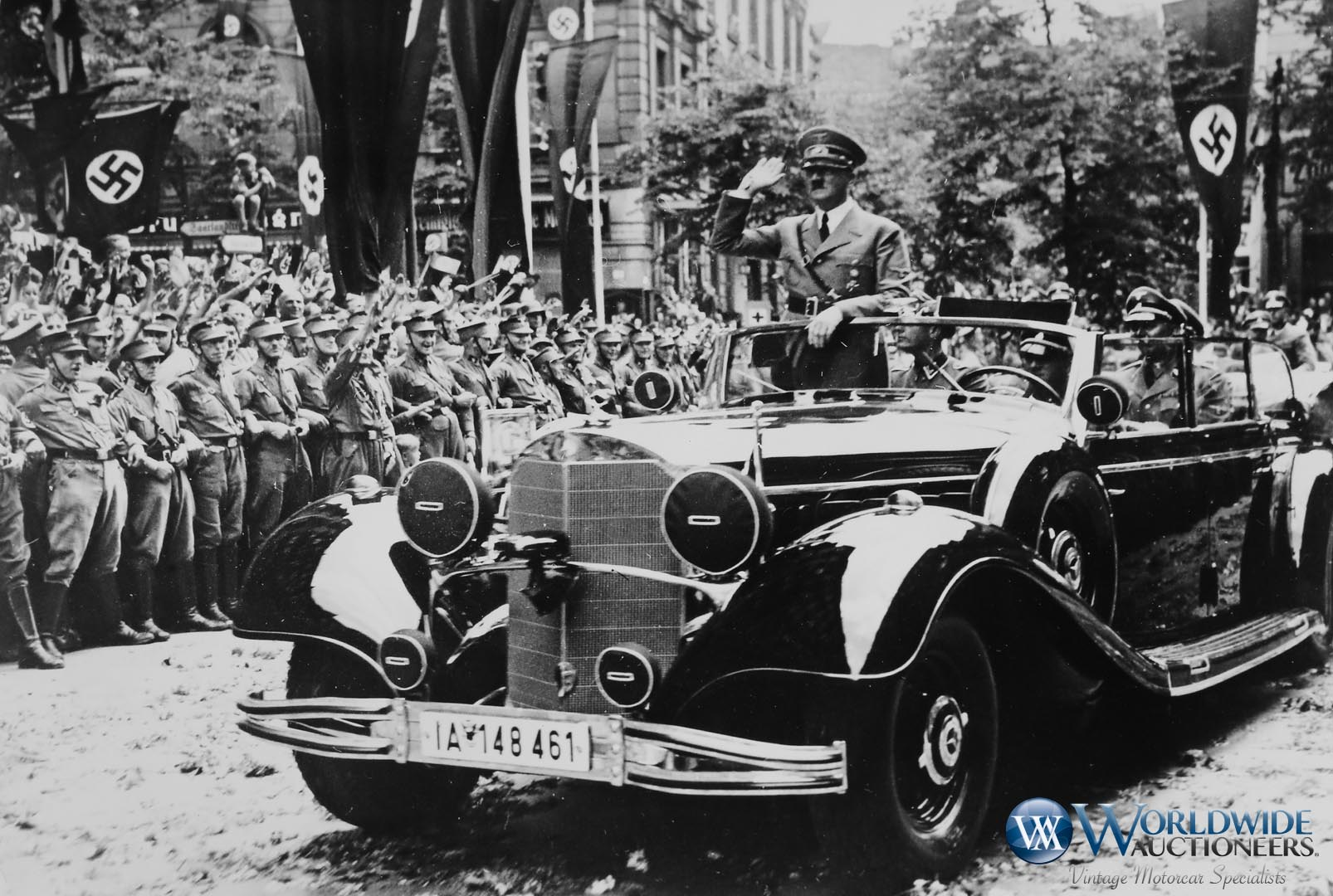 Mercedes-Benz 770K Grosser Open Tourer Adolf Hitler (31)