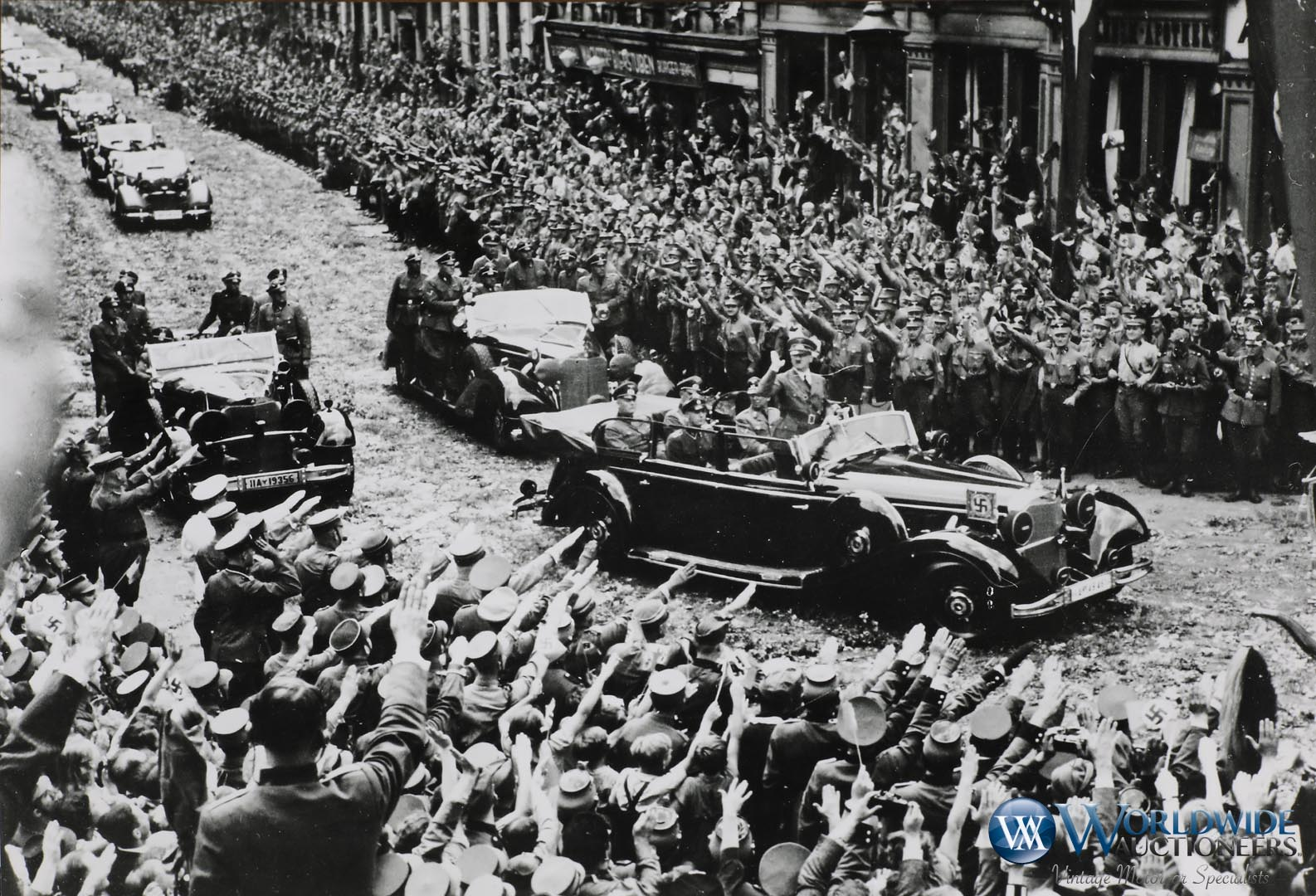 Mercedes-Benz 770K Grosser Open Tourer Adolf Hitler (34)