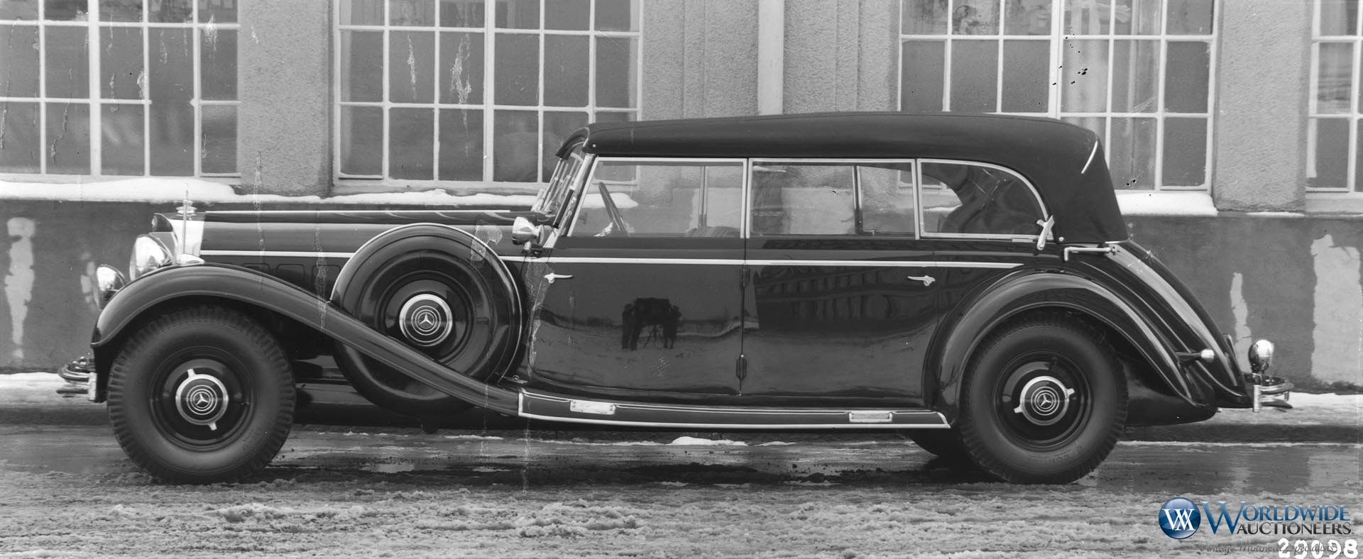 Mercedes-Benz 770K Grosser Open Tourer Adolf Hitler (36)