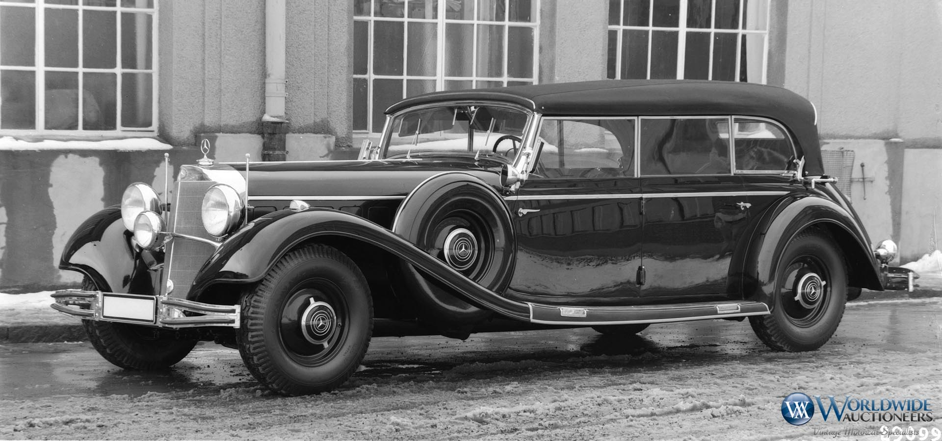 Mercedes-Benz 770K Grosser Open Tourer Adolf Hitler (37)
