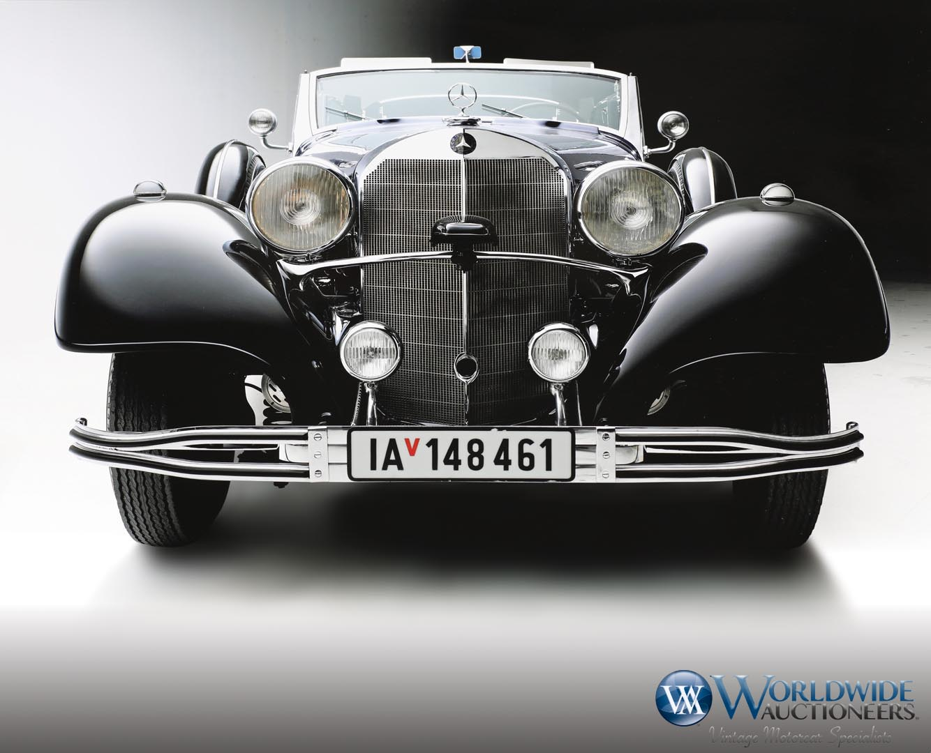 Mercedes-Benz 770K Grosser Open Tourer Adolf Hitler (38)