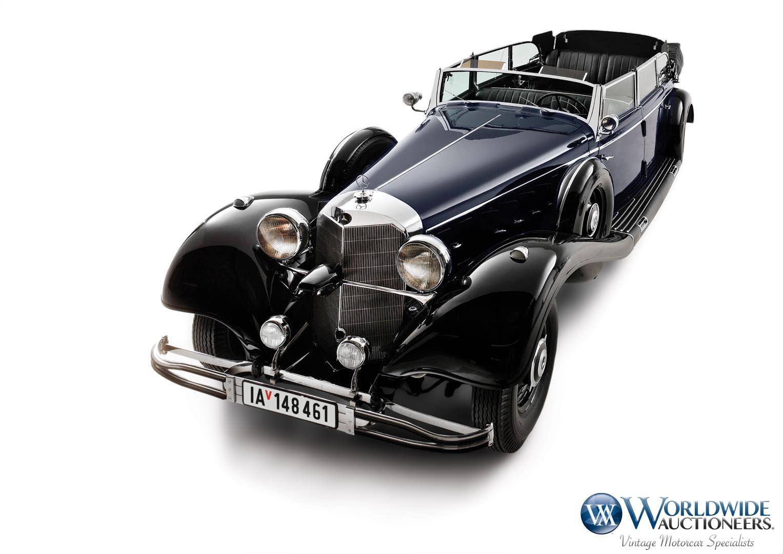 Mercedes-Benz 770K Grosser Open TourerAdolf Hitler (4)