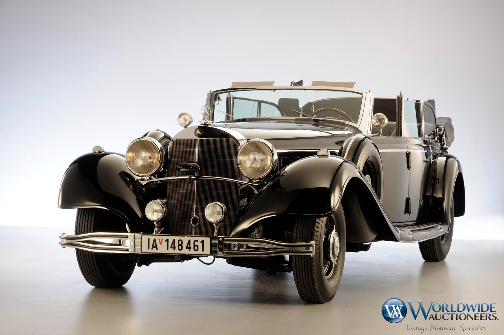 Mercedes-Benz 770K Grosser Open Tourer Adolf Hitler (40)