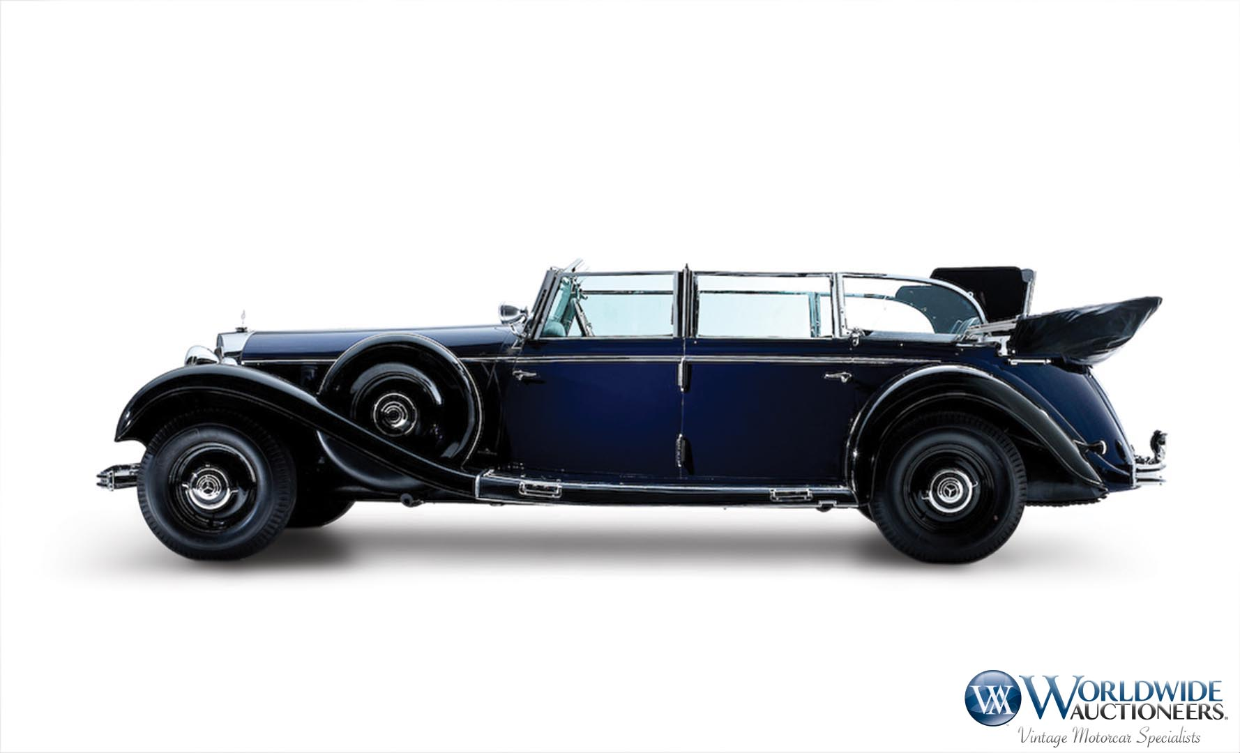 Mercedes-Benz 770K Grosser Open Tourer Adolf Hitler (5)