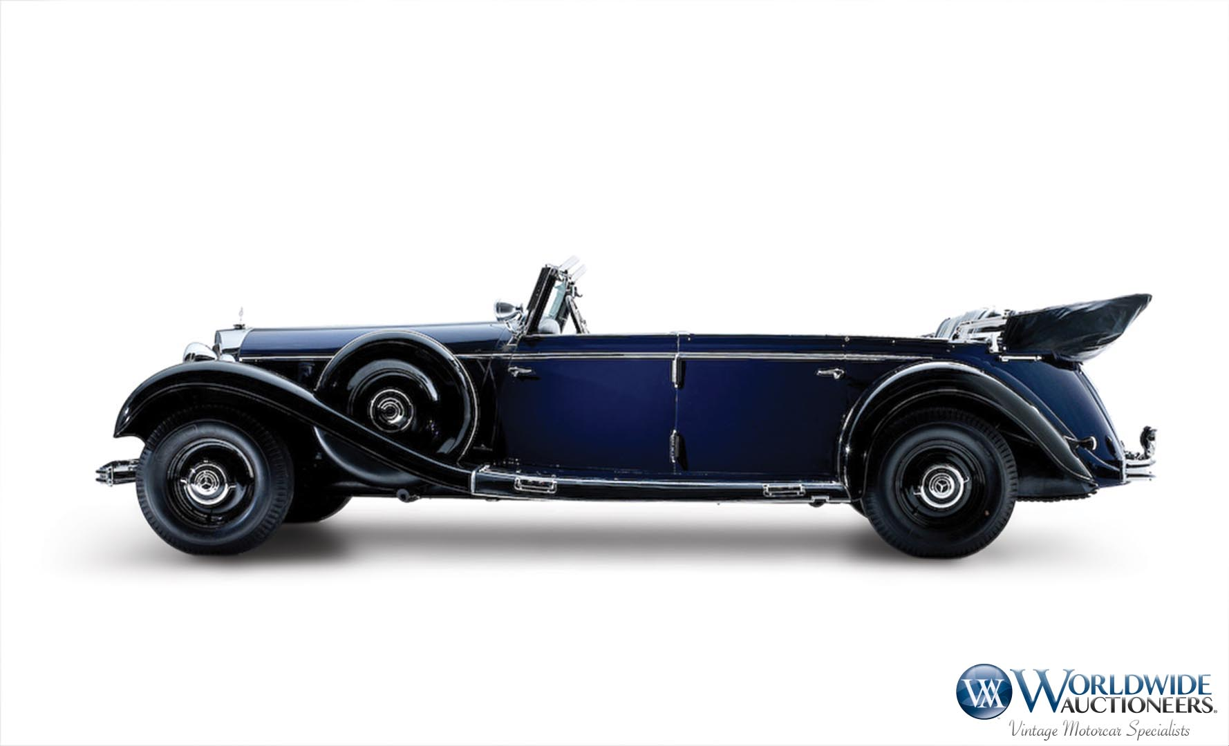 Mercedes-Benz 770K Grosser Open Tourer Adolf Hitler (6)