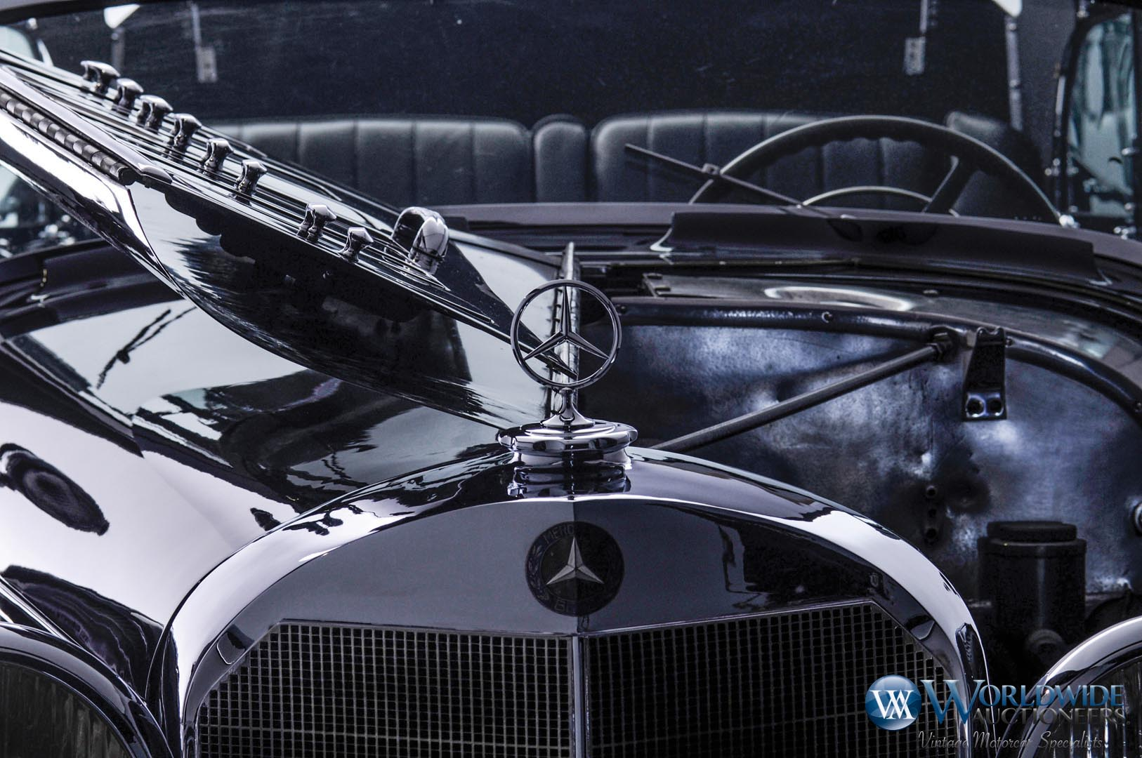 Mercedes-Benz 770K Grosser Open Tourer Adolf Hitler (70)