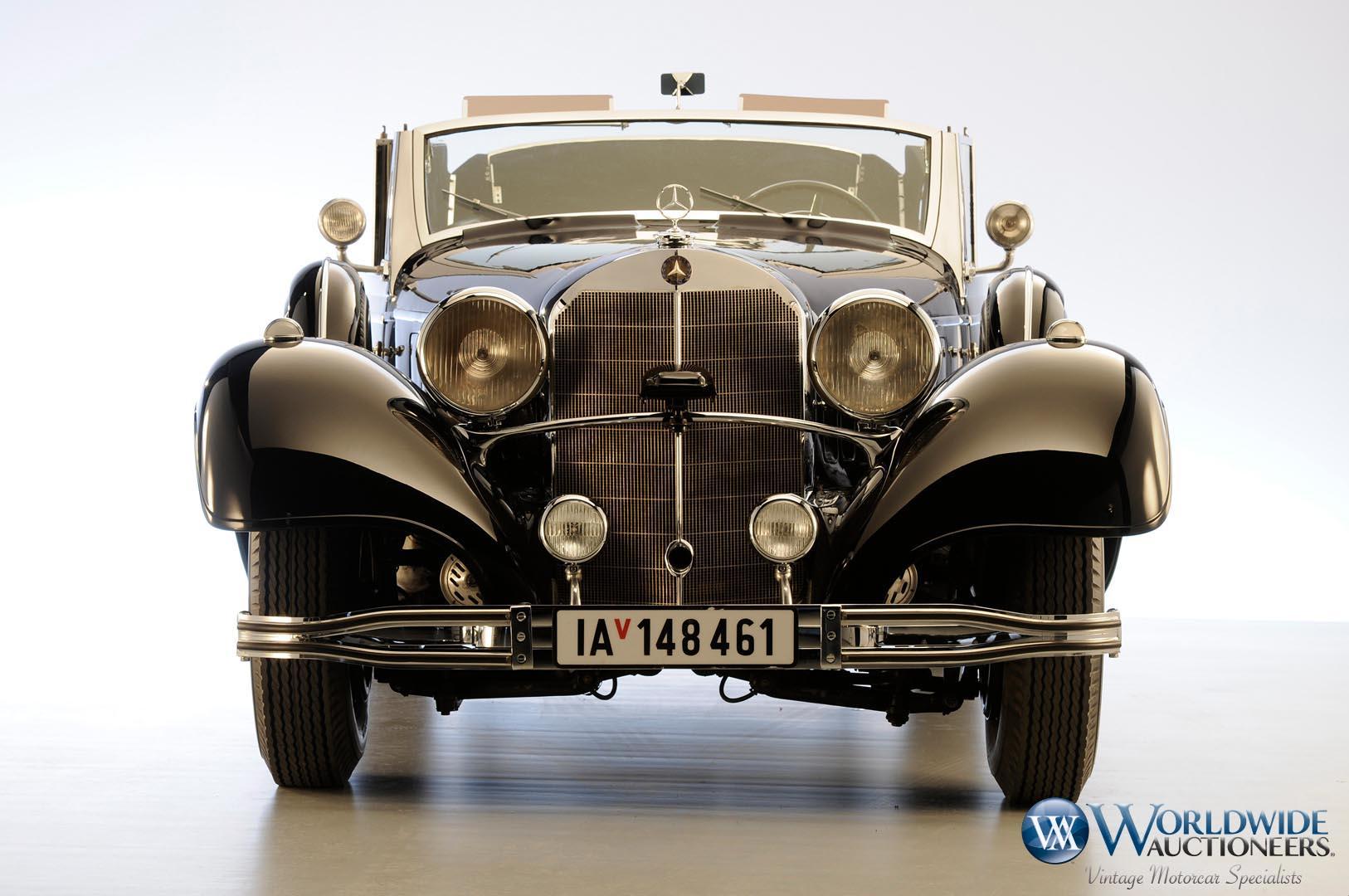 Mercedes-Benz 770K Grosser Open TourerAdolf Hitler (86)
