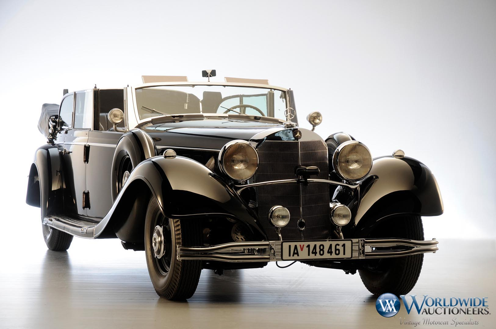 Mercedes-Benz 770K Grosser Open Tourer Adolf Hitler (87)