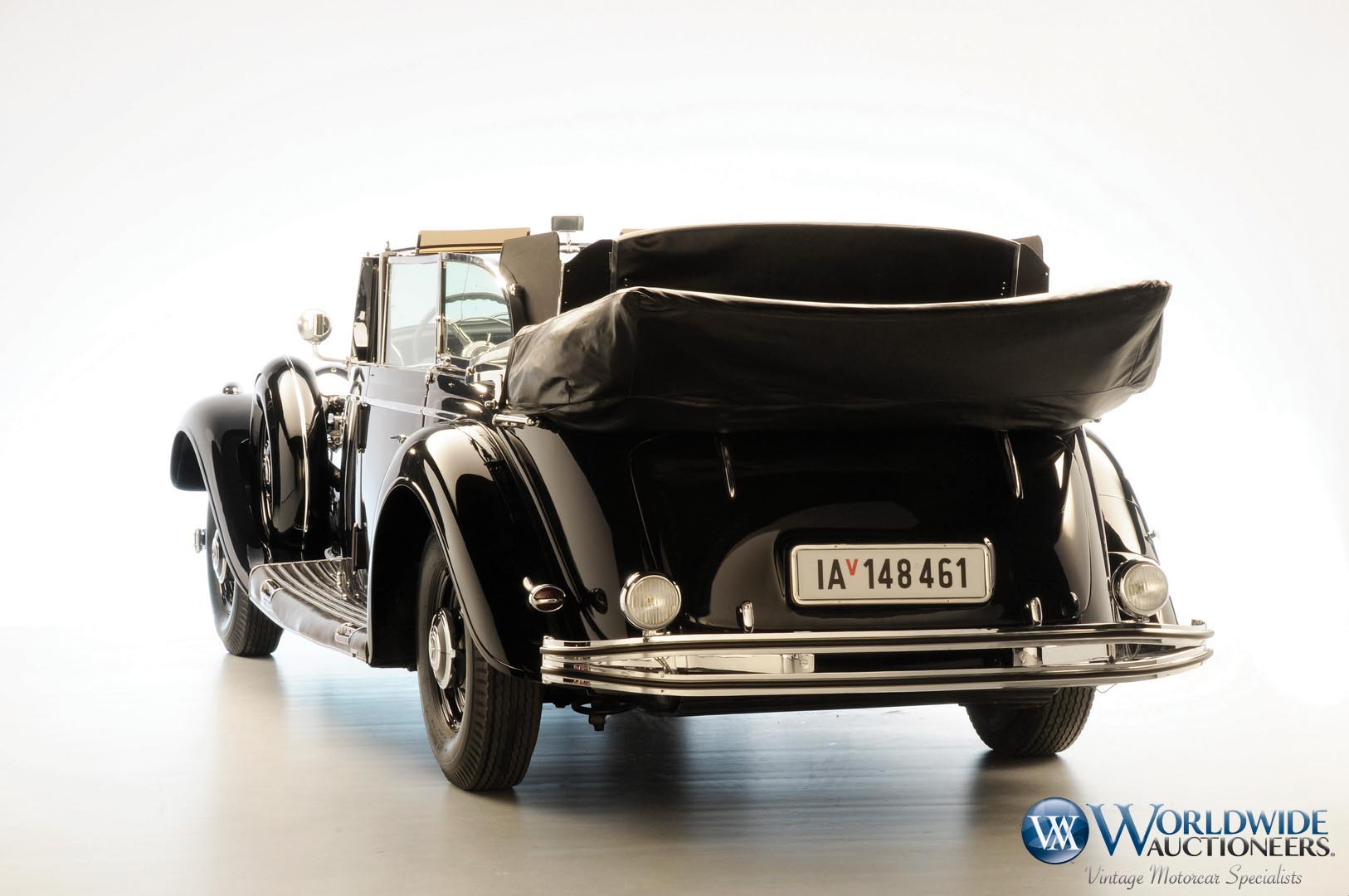 Mercedes-Benz 770K Grosser Open Tourer Adolf Hitler (88)