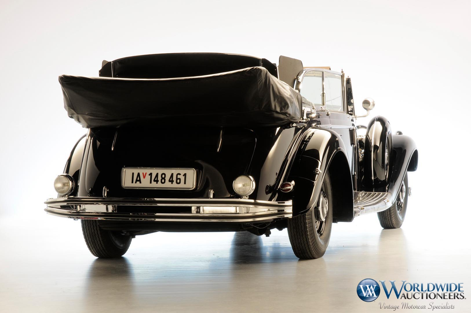 Mercedes-Benz 770K Grosser Open Tourer Adolf Hitler (89)