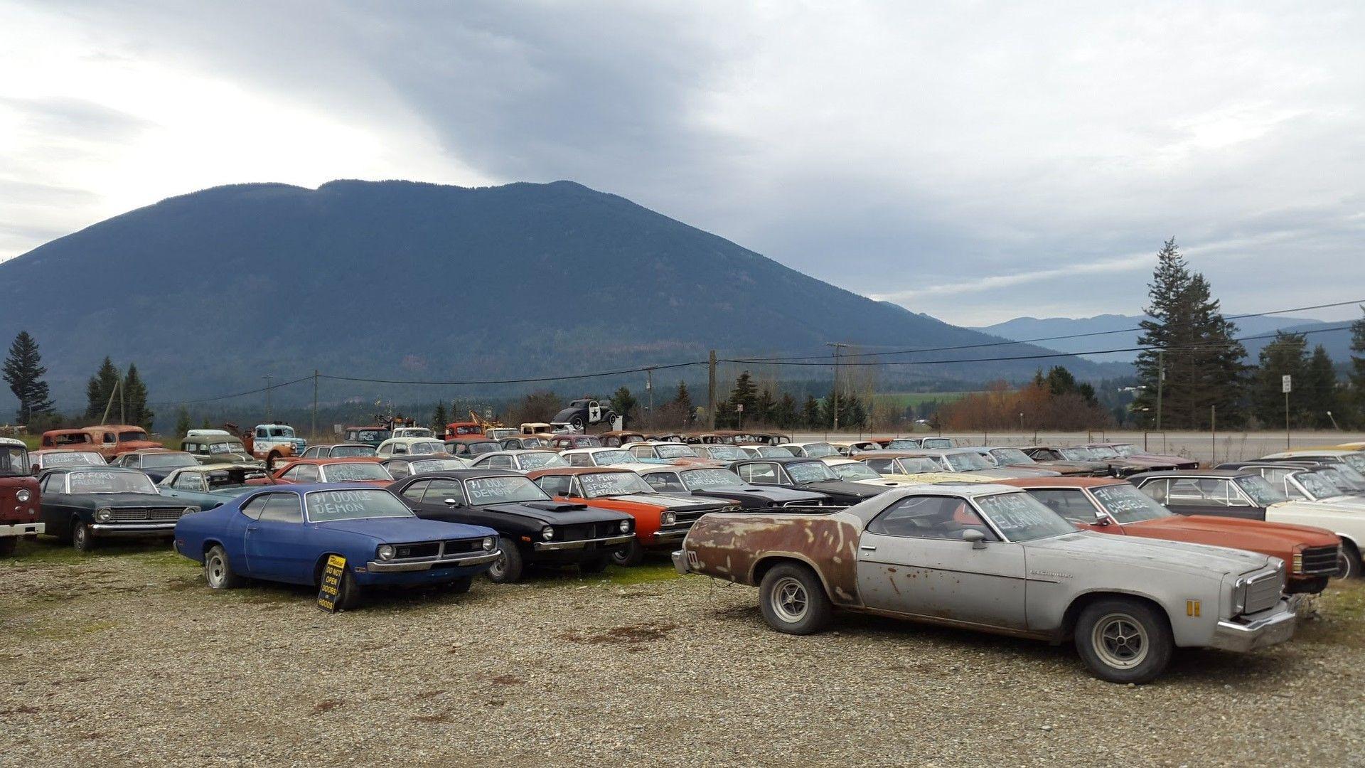 Mike Hall cars (15)