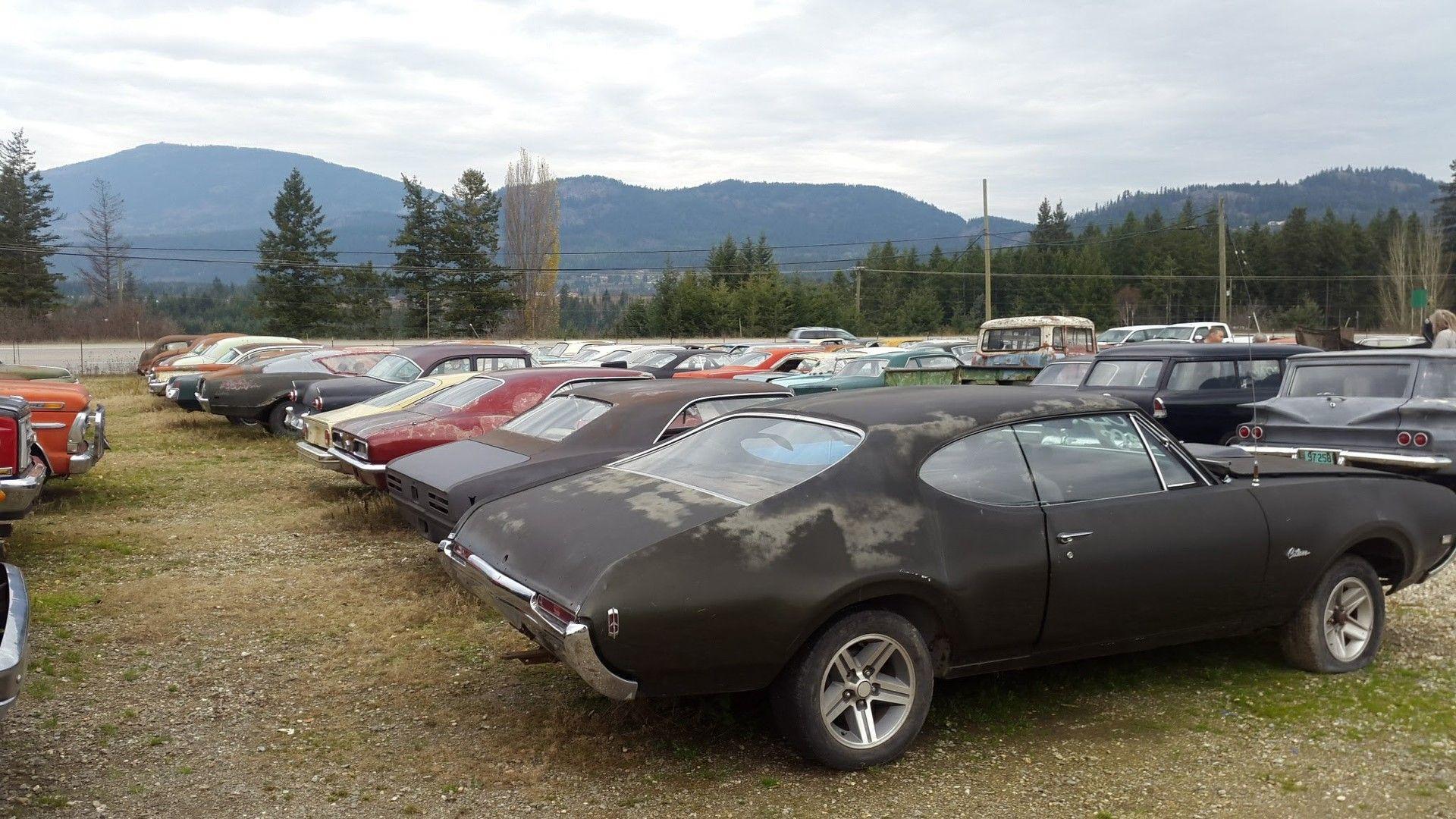 Mike Hall cars (2)