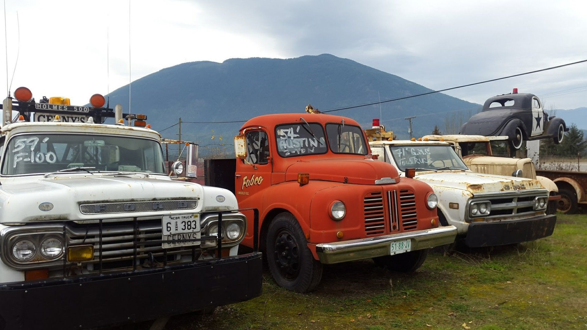 Mike Hall cars (20)