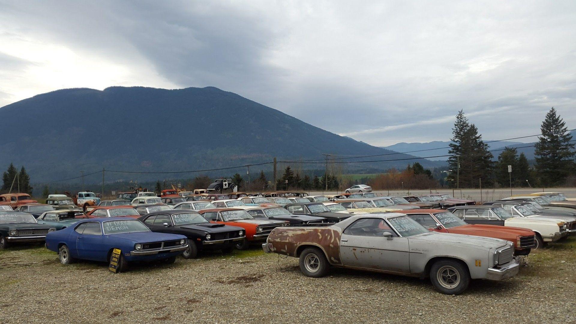 Mike Hall cars (24)