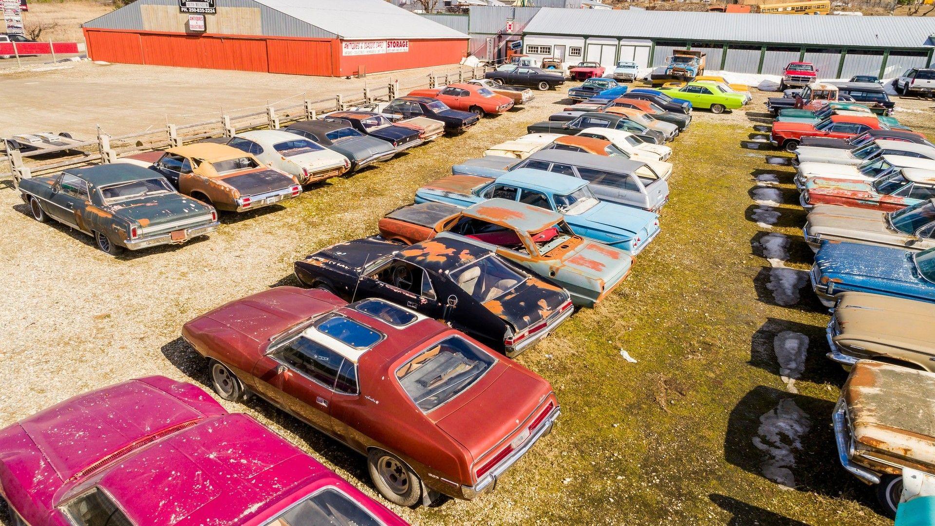 Mike Hall cars (30)
