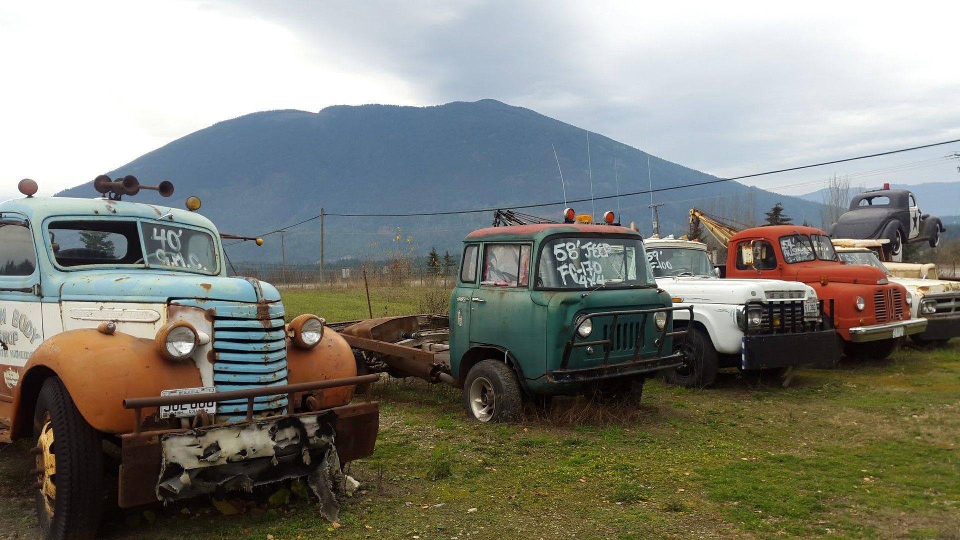 Mike Hall cars (4)